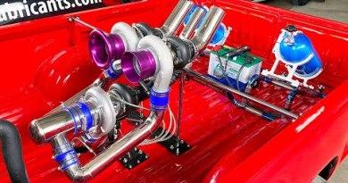 7 Turbo Truck – Isaan Thailand Motorbike Tour Episode 7