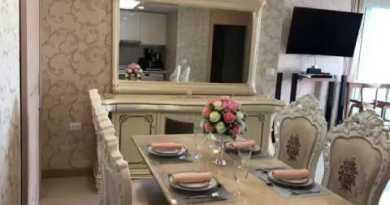 Beachfront Luxury House for Sale in Wong Amat Coastline Pattaya, Thailand