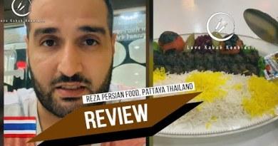 Analysis: Reza Persian Meals Restaurant, Pattaya Thailand