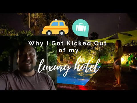 I Bought Kicked Out of a Luxurious Resort.