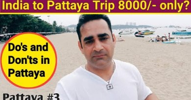 How To Notion India To Pattaya Shuttle?   Construct's and Don'ts In Pattaya   Travelling mantra