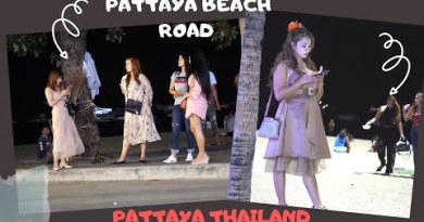 Pattaya Coastline Toll road Nightlife   Pattaya Thailand   Coastline Toll road Pattaya