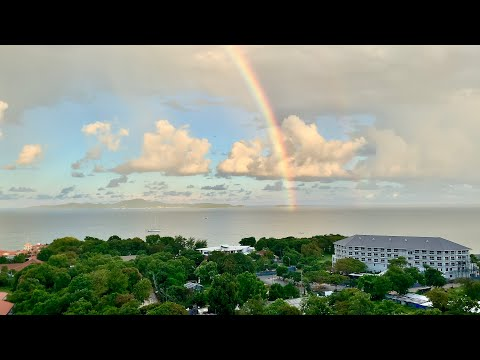 Narrative Rainbow Kinds After Loopy Lightning & Order ~ Pattaya Thailand