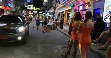 Pattaya Walking Avenue, Would You Aloof Arrive Right here After Gazing This Video ? 🤔