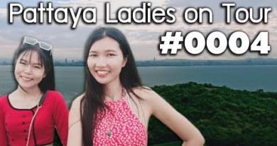 [ Pattaya Thailand ] Ladies on Tour #0004 BEACH * HOTEL * TRAVEL