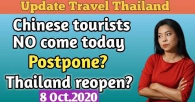 Thailand is no longer prepared l Thailand reopen