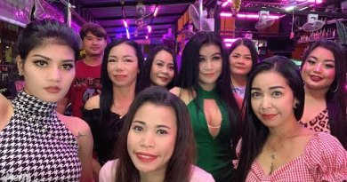 Pattaya evening stay soi made in Thailand