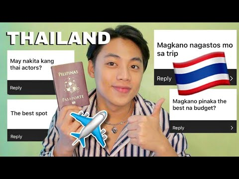 THAILAND Q&A: Issues You Would possibly per chance Prefer to Know (Particular Episode) |  Benedix Ramos