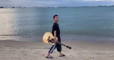 Jincheng Zhang – Keyboard (Instrumental) (Background) (2020 Pattaya version in Thailand MV)