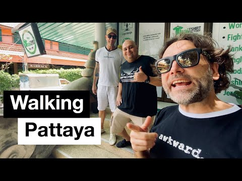 One Night in Pattaya (Thailand)