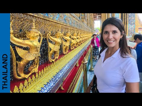 The Mammoth Palace: the stop appeal in BANGKOK, Thailand 😍 | vlog 2