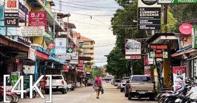 Pattaya 4K Stroll 2020 Oct 13. Jomtien Soi 2.3.4.5