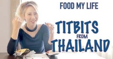 EP22 FOODMYLIFE – Titbits from Thailand