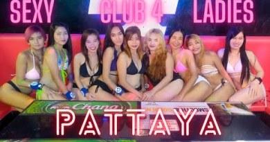 Pattaya Thailand Nightlife – Sexy Girls @ CLUB 4 Agogo – Soi Bongkot 8