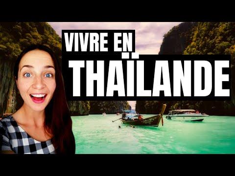 Vivre en THAILANDE- VLOG : Les coulisses de mon quotidien DIGITAL NOMADE à Koh phangan