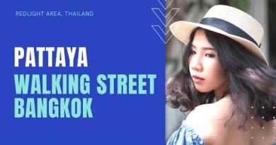 PATTAYA NIGHTLIFE // WALKING STREET //  PART-1