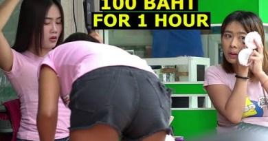 Pattaya Rub down Girls on Responsibility – Vlog 323
