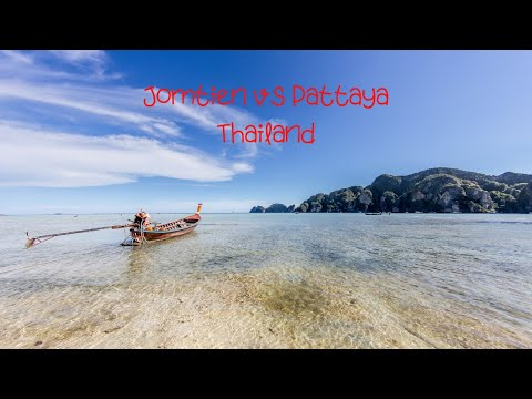 Thailand: Pattaya vs Jomtien and Traveling Safely