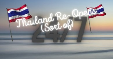 Thailand Re-opening Plans-Every little thing you potentially can also must know (Form of)