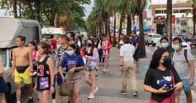 Pattaya, Thailand holds Bikini Shoreline Bustle on Halloween 2020