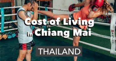 Label of Living in Chiang Mai, Thailand // 2019 Digital Nomad