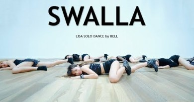"""LISA BLACKPINK SOLO DANCE – """"Swalla"""" Dance Quilt by BELL (Thailand)"""