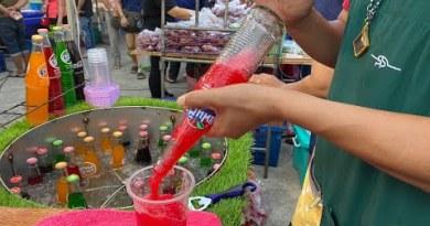 Aspect motorway Food Thailand 2020 – Slushy Coca-Cola/Fender/Sprite