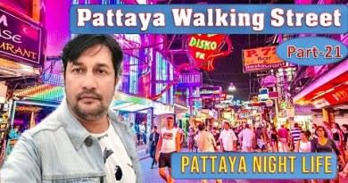 World Cheapest Evening Lifestyles   Discover Pattaya Strolling Avenue    Pattaya Evening Lifestyles Membership,Disco,Bar P-21