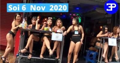 Pattaya Soi 6,    Nov 2020