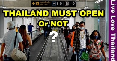 Thailand must start or no longer | Tourists Visa Most modern updates #livelovethailand