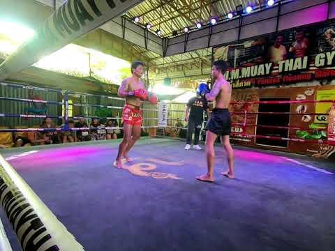 MUAY THAI.portion 42 #Thai warring parties #pattaya #thailand