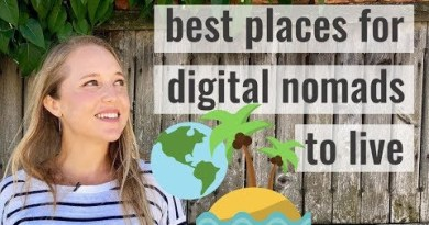 The Completely Locations for Digital Nomads to Stay