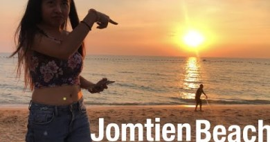 Jomtien Seaside Pattaya Thailand – November 2020