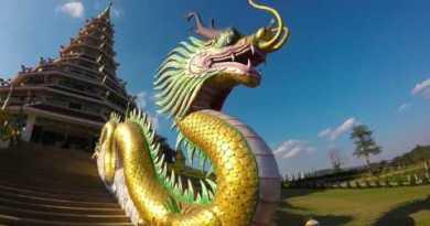 AMAZING THAILAND 2017   Bangkok, Chiang Mai, Chiang Rai, Siem Reap, Pattaya, Koh Larn   GoPro HD