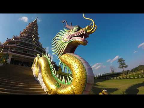 AMAZING THAILAND 2017 | Bangkok, Chiang Mai, Chiang Rai, Siem Reap, Pattaya, Koh Larn | GoPro HD