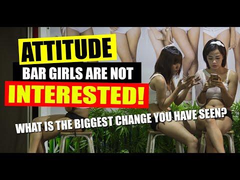 Pattaya Bar Girls Attitude. Beget you seen a alternate in Pattaya bar ladies attitudes? 2020