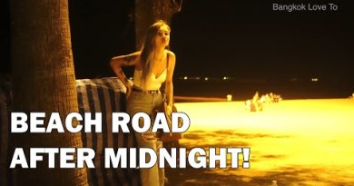 Seashore Twin carriageway Pattaya After Hour of darkness – So Many Fantastic!