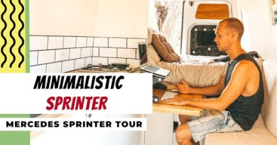 Residing the digital nomad daily life in a Mercedes Sprinter camper (with shower) | Van Existence Australia