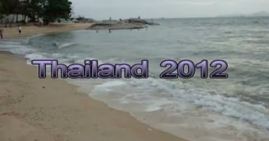 Thailand Pattaya Seaside (Chillout Song Video)