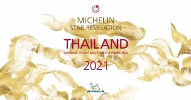 MICHELIN Handbook Thailand Big name Revelation 2021