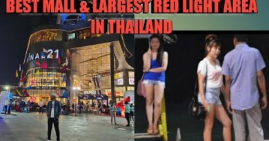 Terminal 21 & Pattaya Seaside dual carriageway | Most productive mall & Most cost-efficient Crimson light effect in Thailand | Kunal Bareja