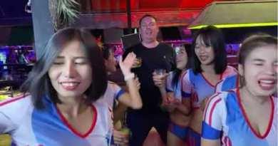 Oh Bar Pattaya – Cessation Encounters of The Non Digital Sort – Thailand