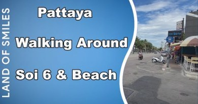 Pattaya Thailand in 2020 taking a take a look at my past Bars and Life Part 3 Soi 6