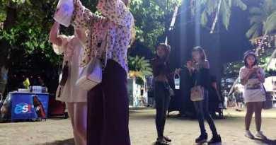 Thailand Pattaya Seaside Boulevard Ladies-10
