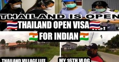 Thailand birth visa for Indian 2021 _ Pattaya City village life Vlogs _ visa birth or no longer update 2020