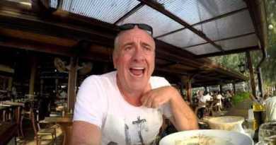 Thailand Pattaya, Jomtien Bacco Coastline and most fascinating 5* Italian Restaurant !   Vlog-52