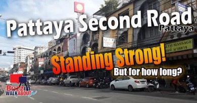 2d Boulevard Pattaya – Watch how companies are carrying on in spite of no vacationers! (December 2020)