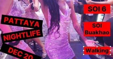 Dance like no person's looking at, enjoyable nights Pattaya Dec 2020