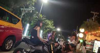 Pattaya Seaside Toll road Ladies-37
