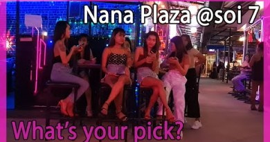 Bangkok Nightlife 2020   Nana Plaza @soi7 Thai bar ladies understanding tremendous!